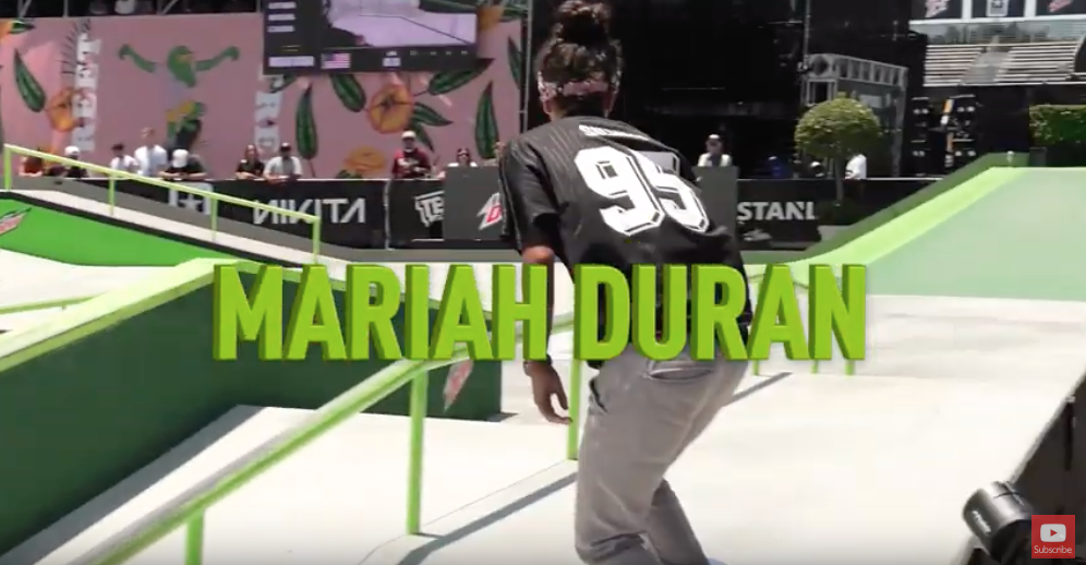 Mountain Dew | Welcome Mariah Duran