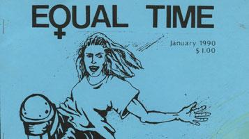 Equal Time | Volume 2, Number 1