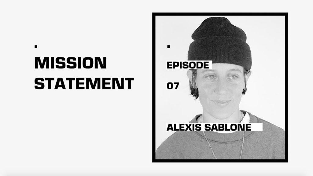 Skate Newswire Mission Statement | Alexis Sablone