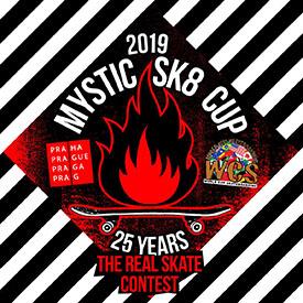 Mystic Sk8 Cup