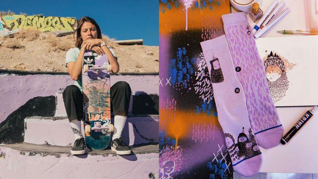 Stance | Nora Vasconcellos Socks