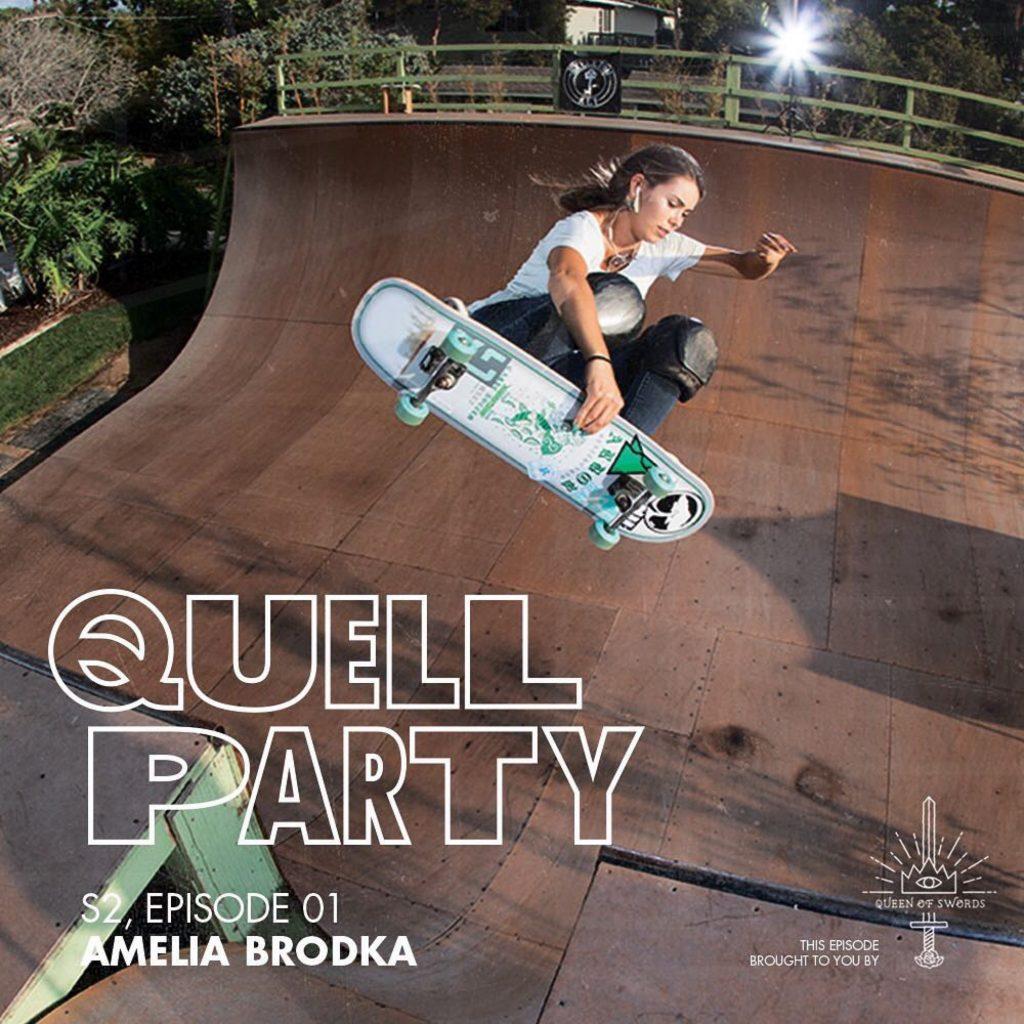 Amelia Brodka - Quell Skate
