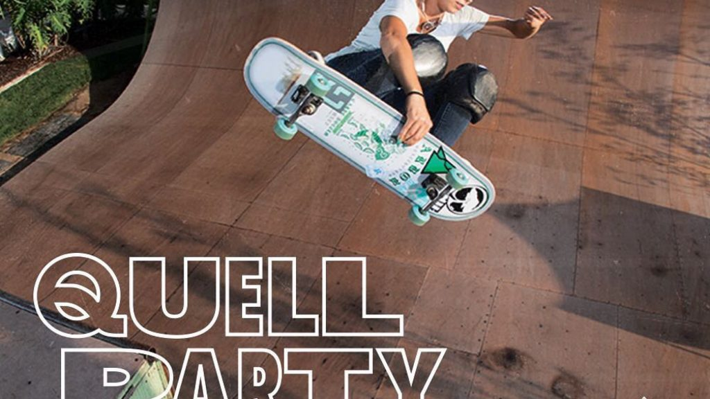 Quell Party Episode 07   Amelia Brodka