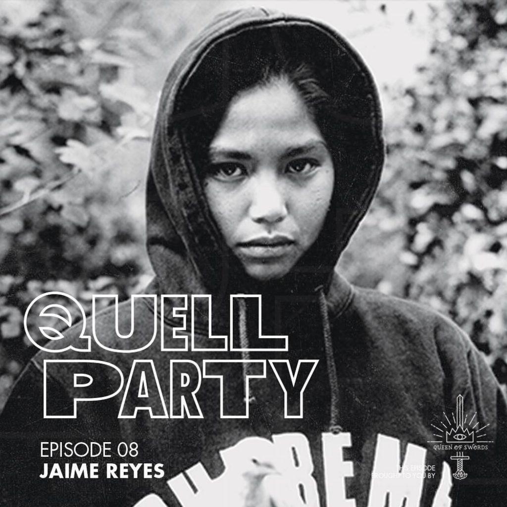 Jaime Reyes - Quell Skate
