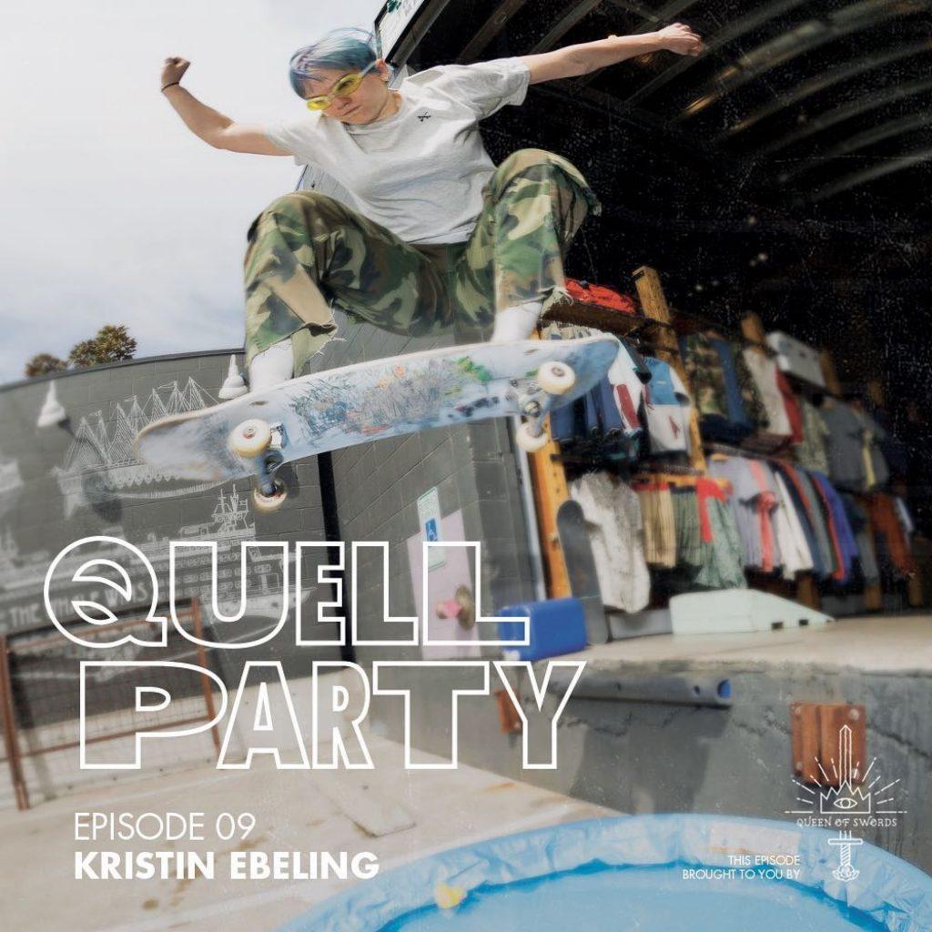 Kristin Ebeling - Quell Skateboarding