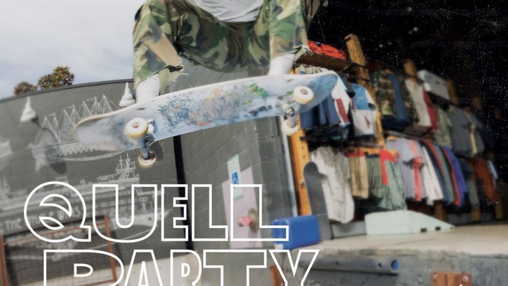 Quell Party Episode 09 | Kristin Ebeling