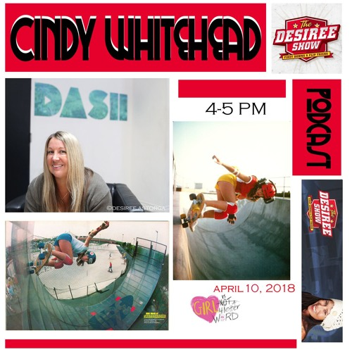 The Desiree Show Cindy Whitehead