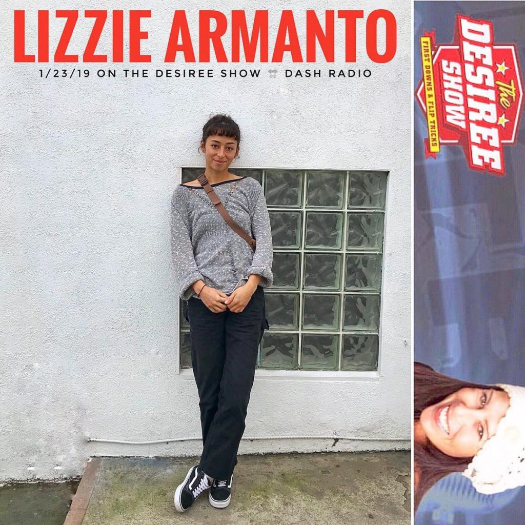 The Desiree Show - Lizzie Armanto