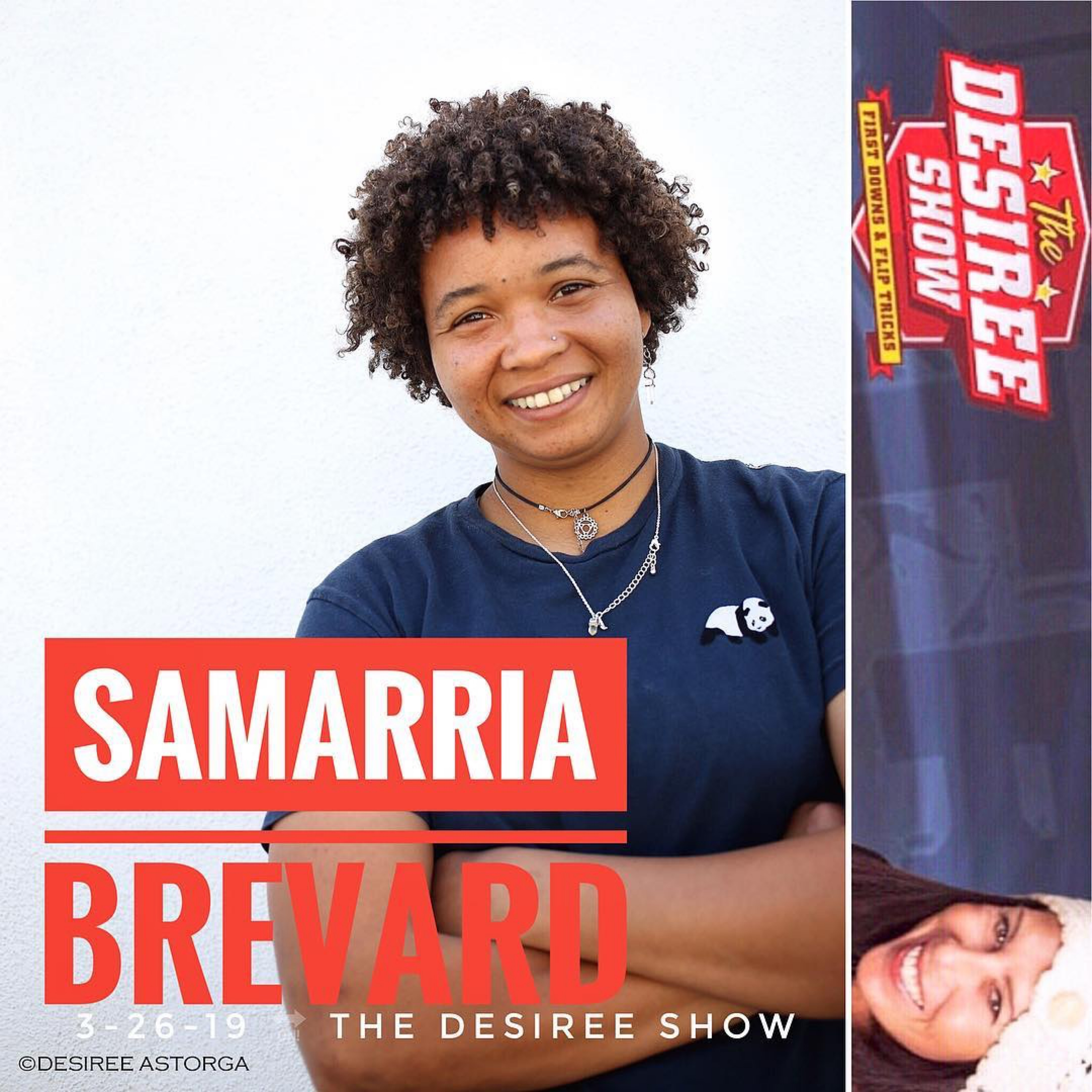 The Desiree Show - Samarria Brevard