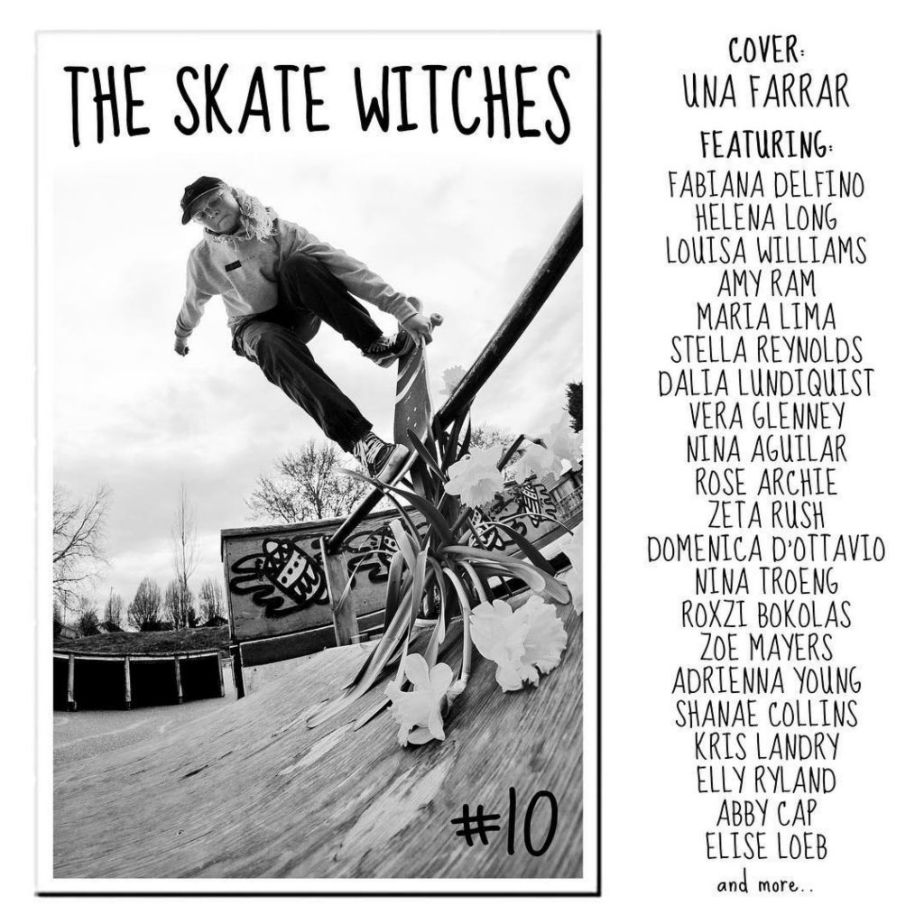 The Skate Witches Zine 10