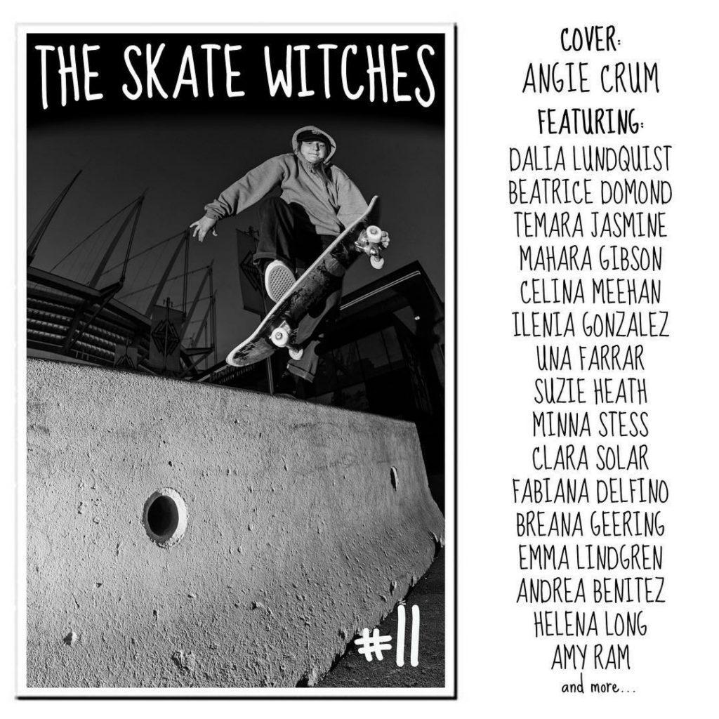 The Skate Witches Zine 11