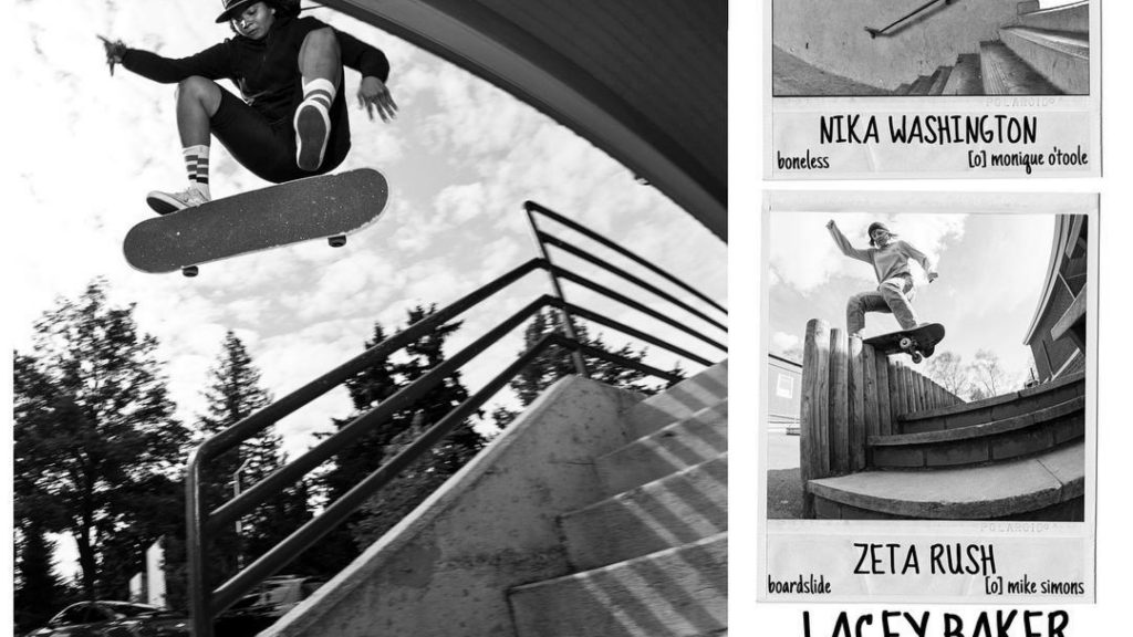 The Skate Witches | Zine 3 Out Now