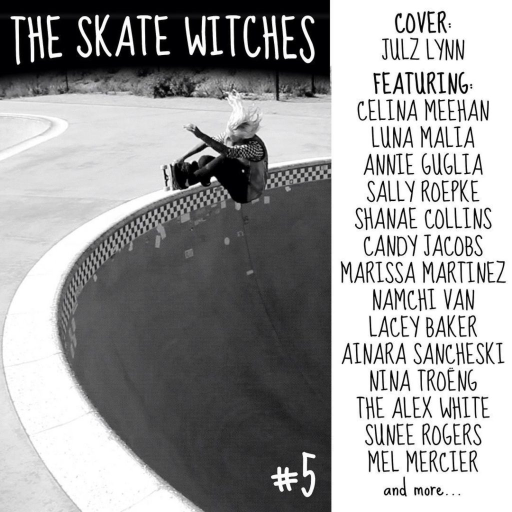 The Skate Witches Zine 5
