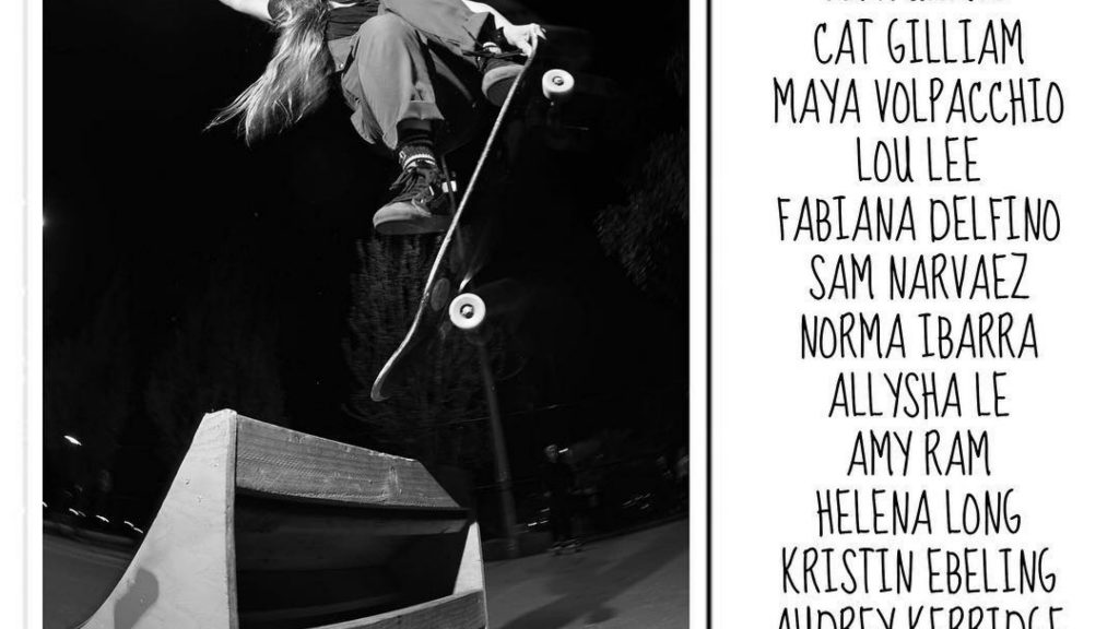 The Skate Witches | Zine 9 Out Now