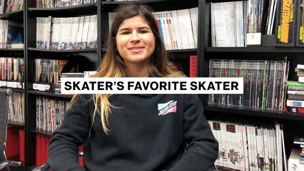 TWS Skater's Favorite Skater | Fabiana Delfino