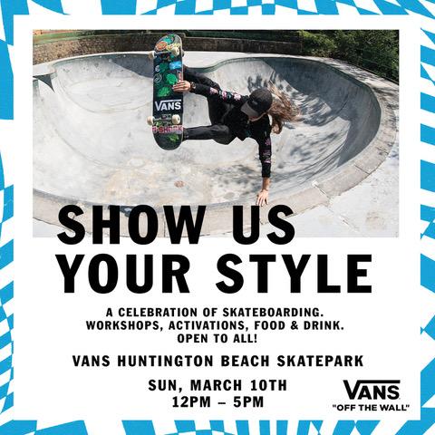 Vans Show Me Your Style HB