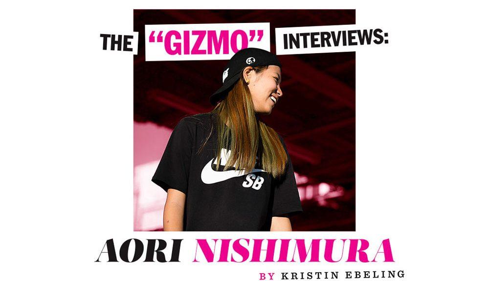 """The """"GIZMO"""" Interviews: Aori Nishimura"""