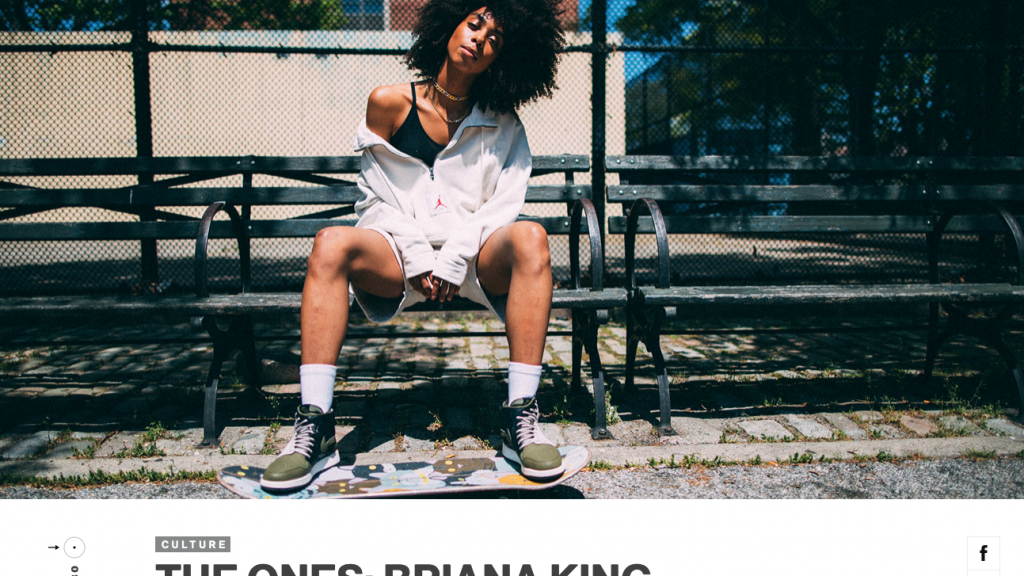 Air Jordan The Ones | Briana King