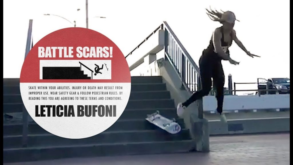 The Berrics | Leticia Bufoni Battle Scars