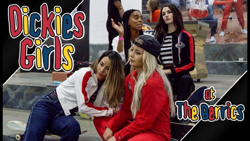 The Berrics | Dickies Girls Skate Jam