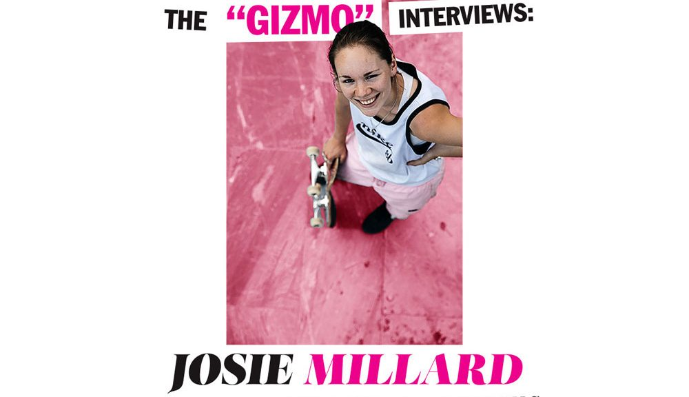 "The ""GIZMO"" Interviews: Sarah Meurle"