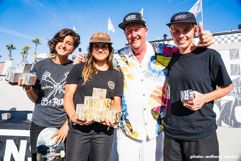 Vans Showdown Results 2019