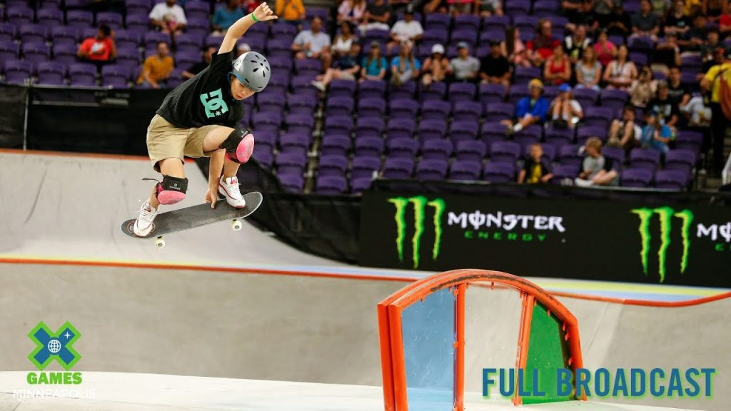 X Games | Women's Skateboard Park 2019