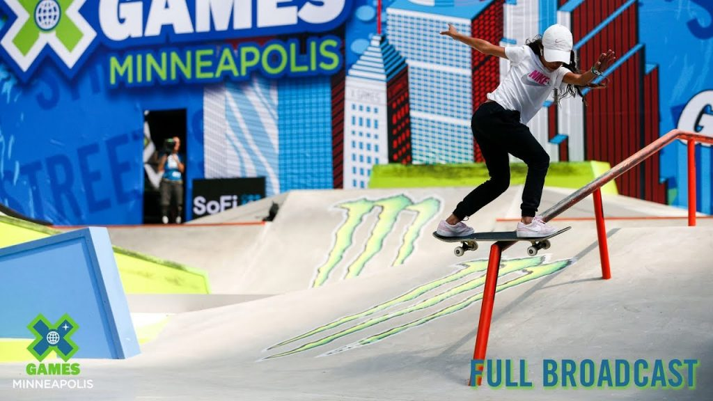 X Games | Women's Skateboard Street 2019
