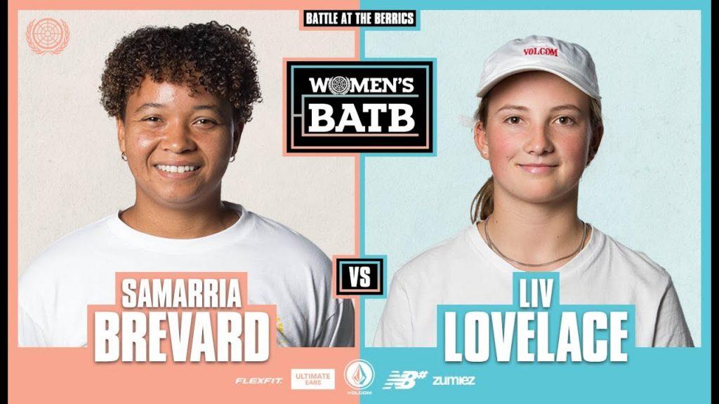 WBATB Round 1 | Samarria Brevard vs. Liv Lovelace