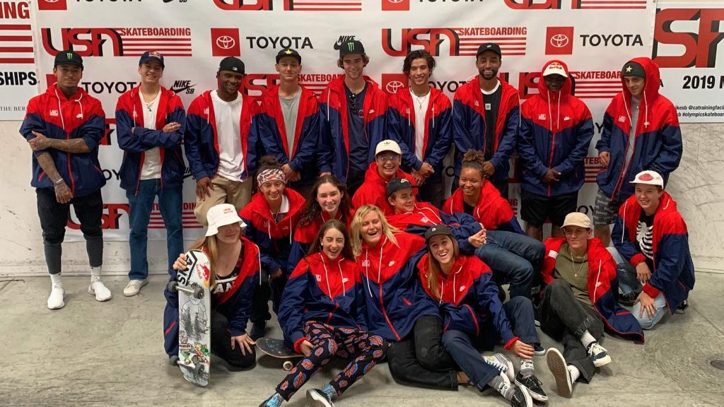USA Skateboarding | 2020 National Team Announced