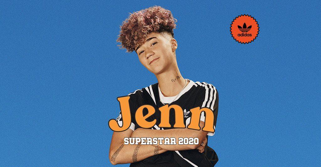 Adidas | Team Superstar: Jenn Soto