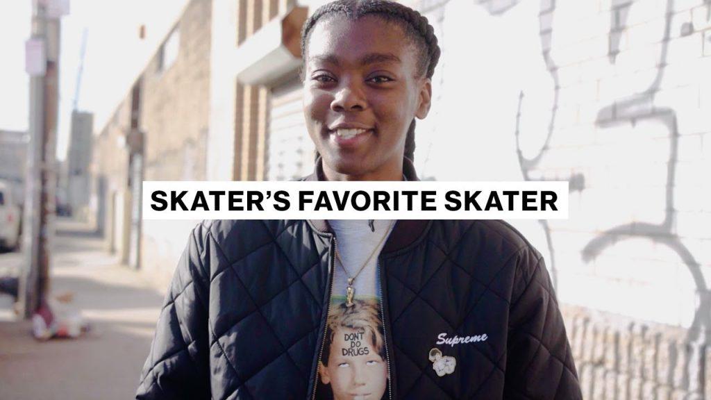 TWS Skater's Favorite Skater | Beatrice Domond