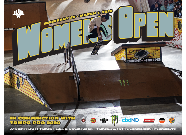 Skatepark of Tampa Women's Open
