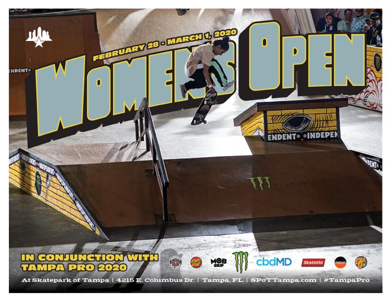 Skatepark of Tampa Women's Open