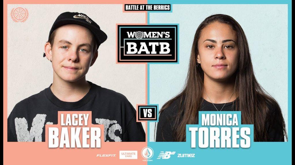 WBATB Finals | Lacey Baker vs. Monica Torres