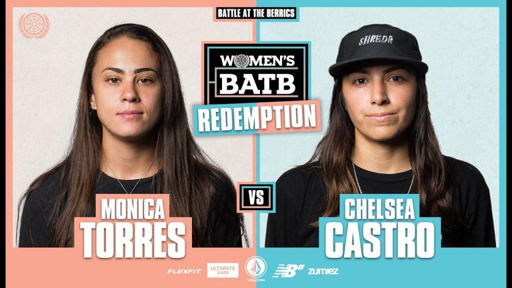 WBATB Round 2 | Monica Torres vs. Chelsea Castro