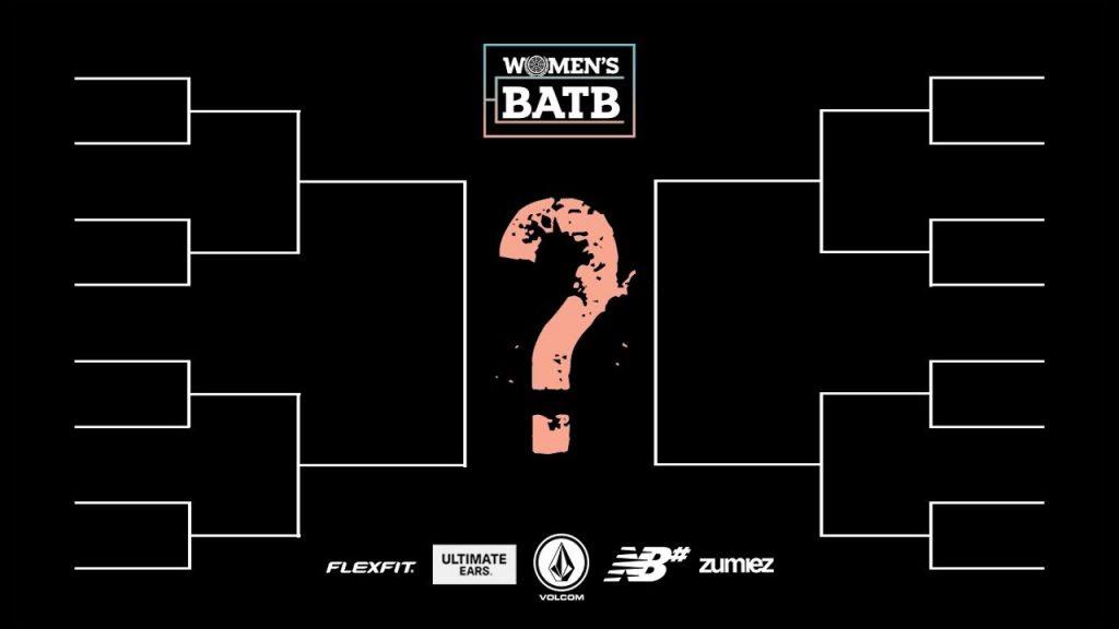 WBATB | Bracket Revealed