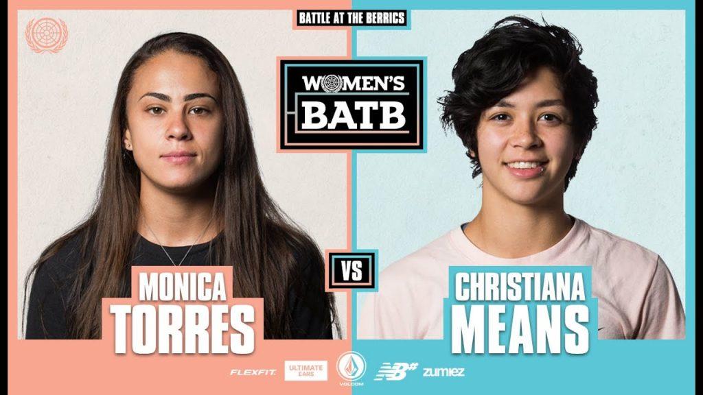 WBATB Round 2 | Monica Torres vs. Christiana Means