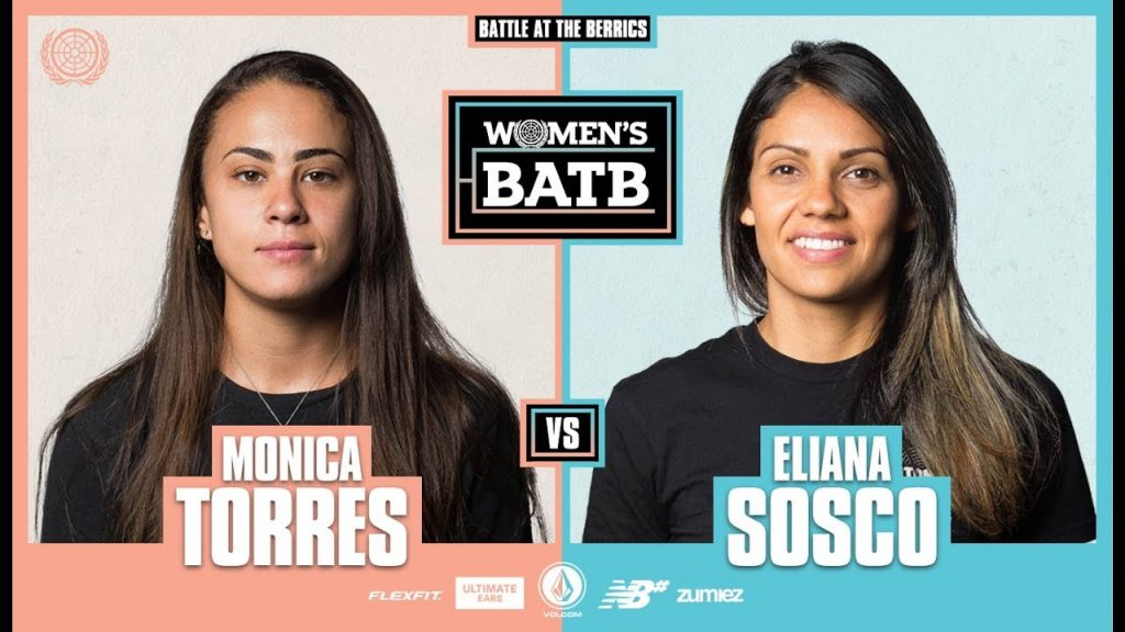 WBATB Round 1 | Monica Torres vs. Eliana Sosco