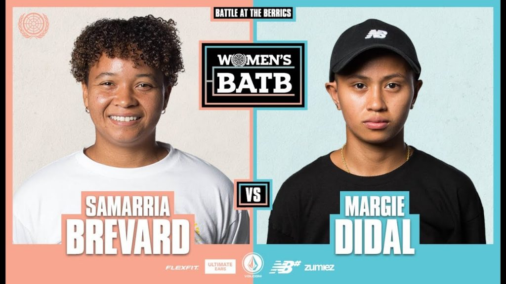 WBATB Round 2 | Samarria Brevard vs. Margie Didal