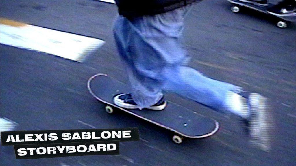 "Thrasher | Alexis Sablone ""Storyboard"""