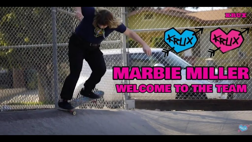 Krux | Marbie Miller Welcome