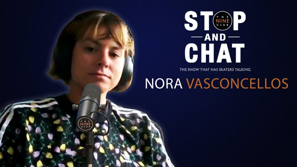 The Nine Club Stop And Chat | Nora Vasconcellos