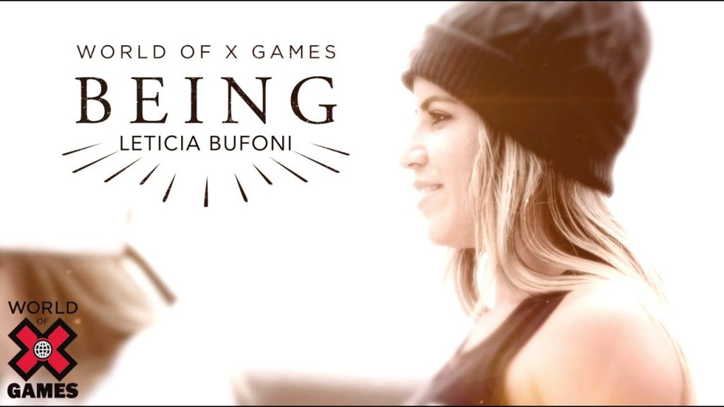 World of X Games | Leticia Bufoni: BEING