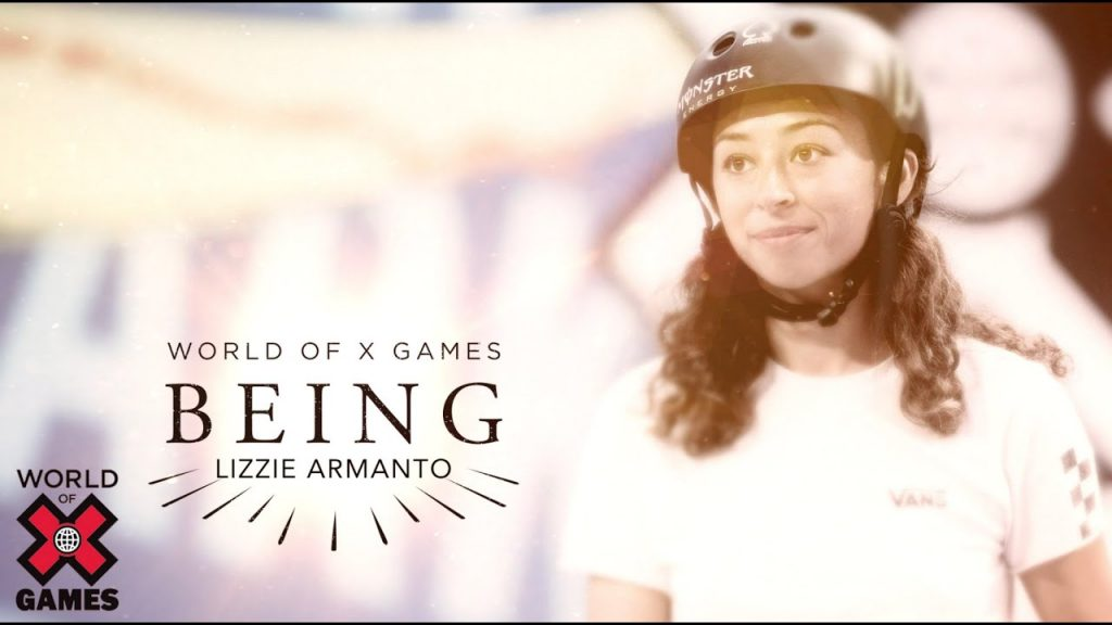World of X Games | Lizzie Armanto: BEING