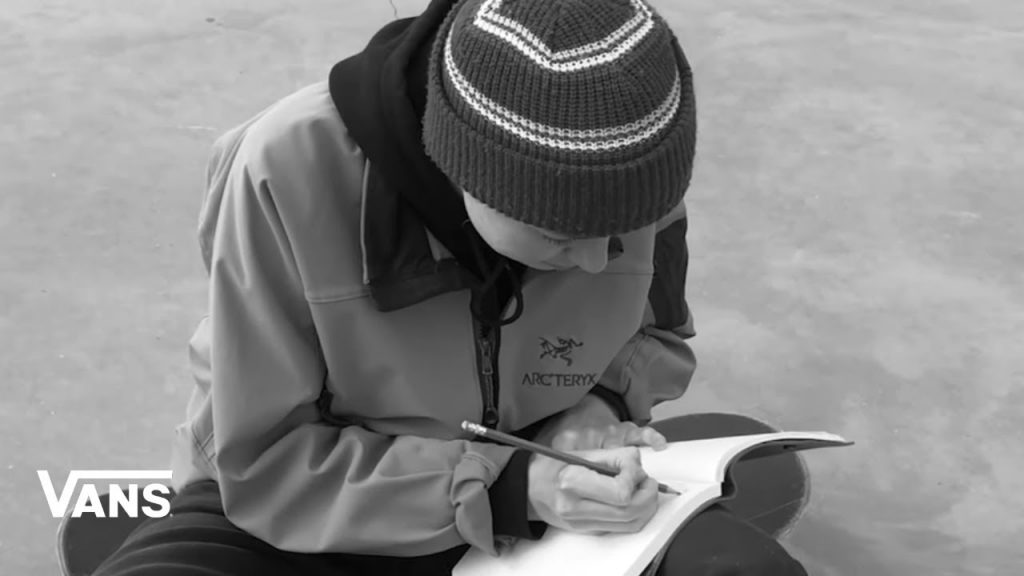 Vans x The Skate Witches | Workshop 3: Writing