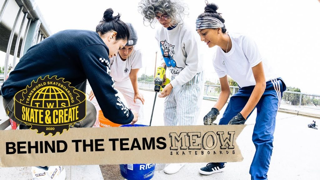 Meow Skateboards | Behind the Teams