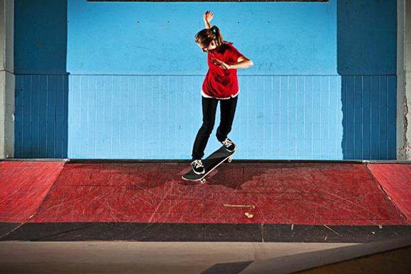 Tacky | Girlie Skatecamp Photos