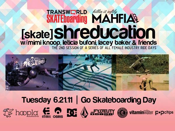 MAHFIA Shreducation Video