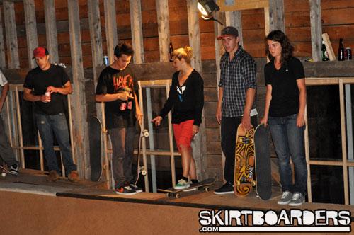Skirtboarders | Crossing Boarders – Lahave